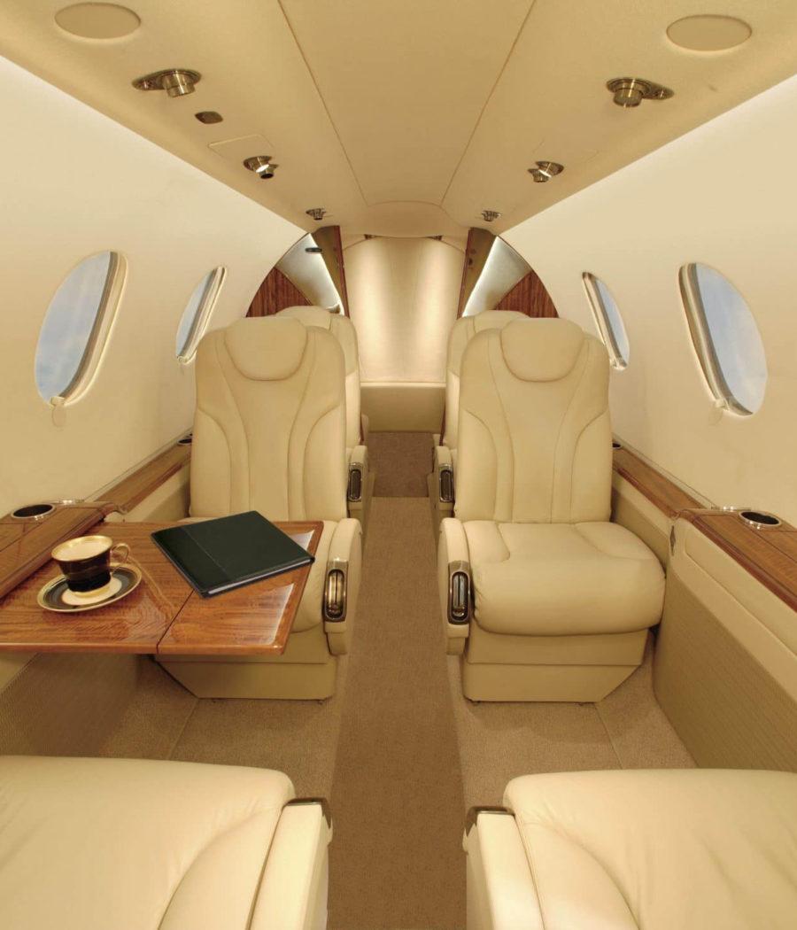 Hawker-800-interior