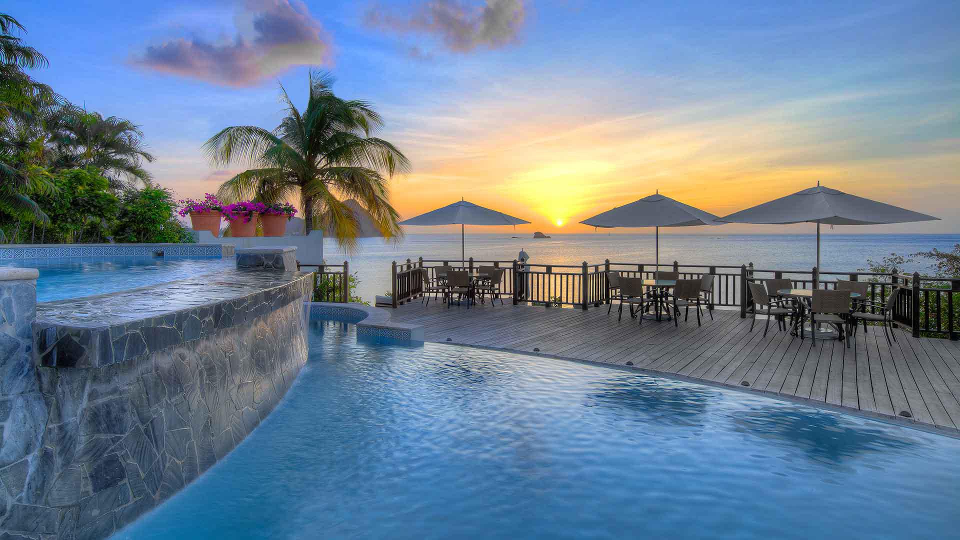 St Lucia Luxury Travel