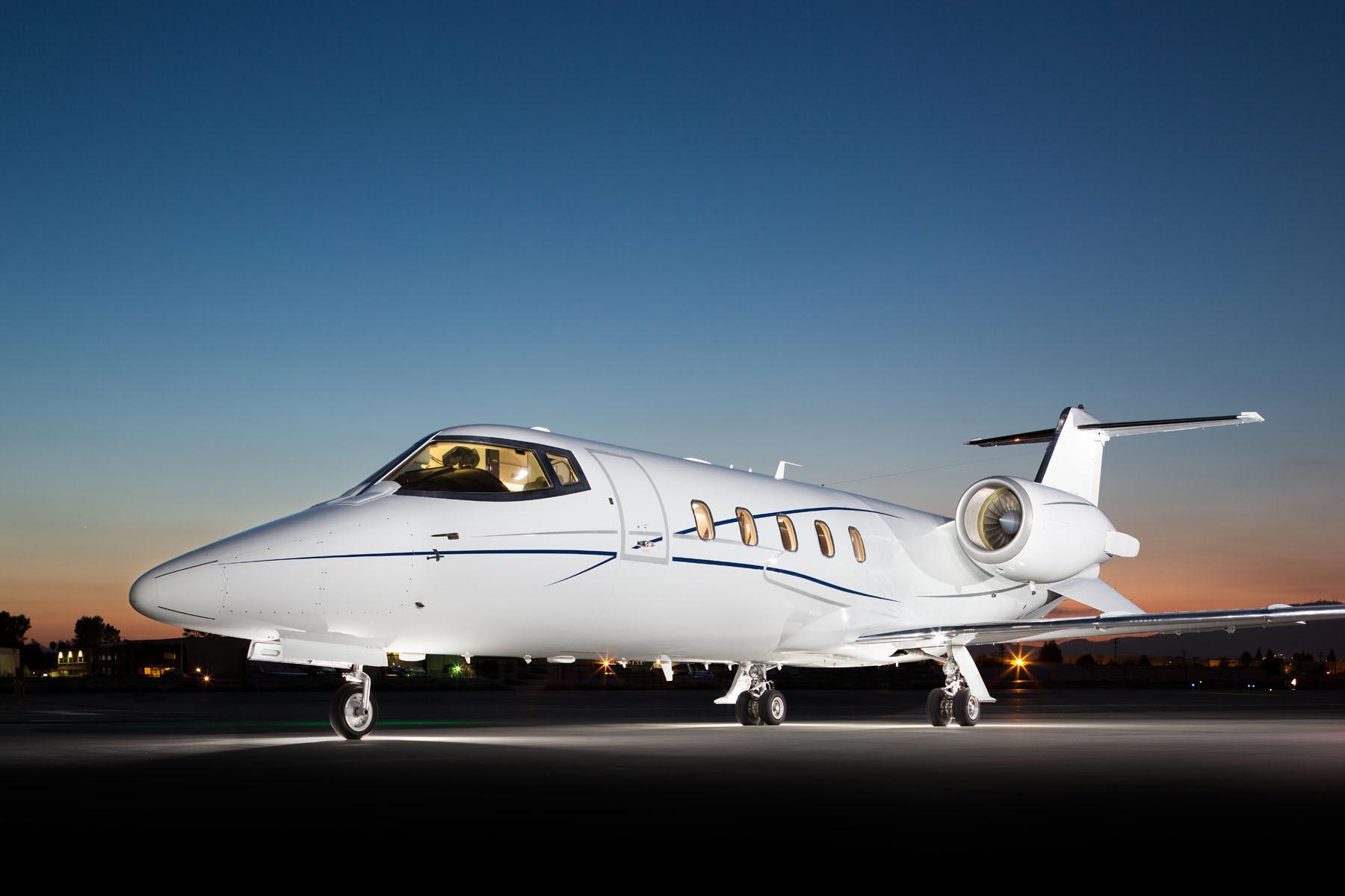 Caribbean Luxury Jet
