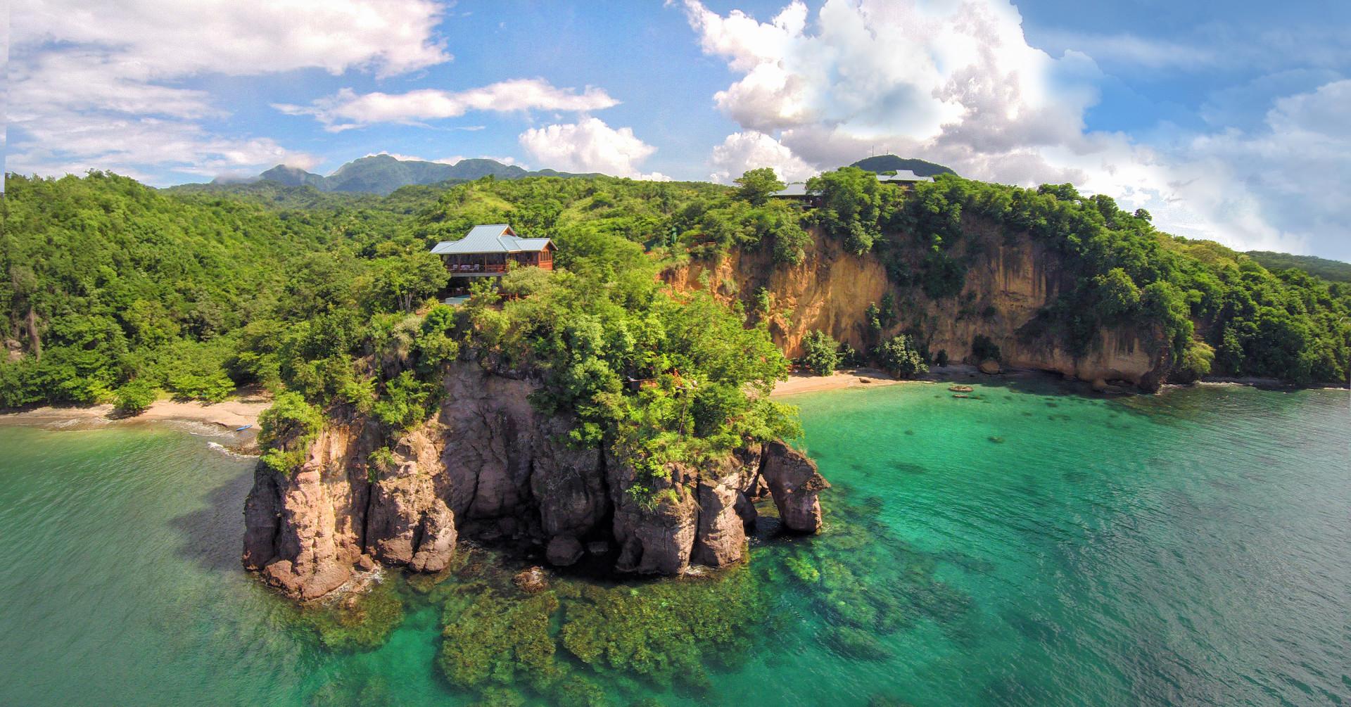 Luxury Hotel Dominica Caribbean