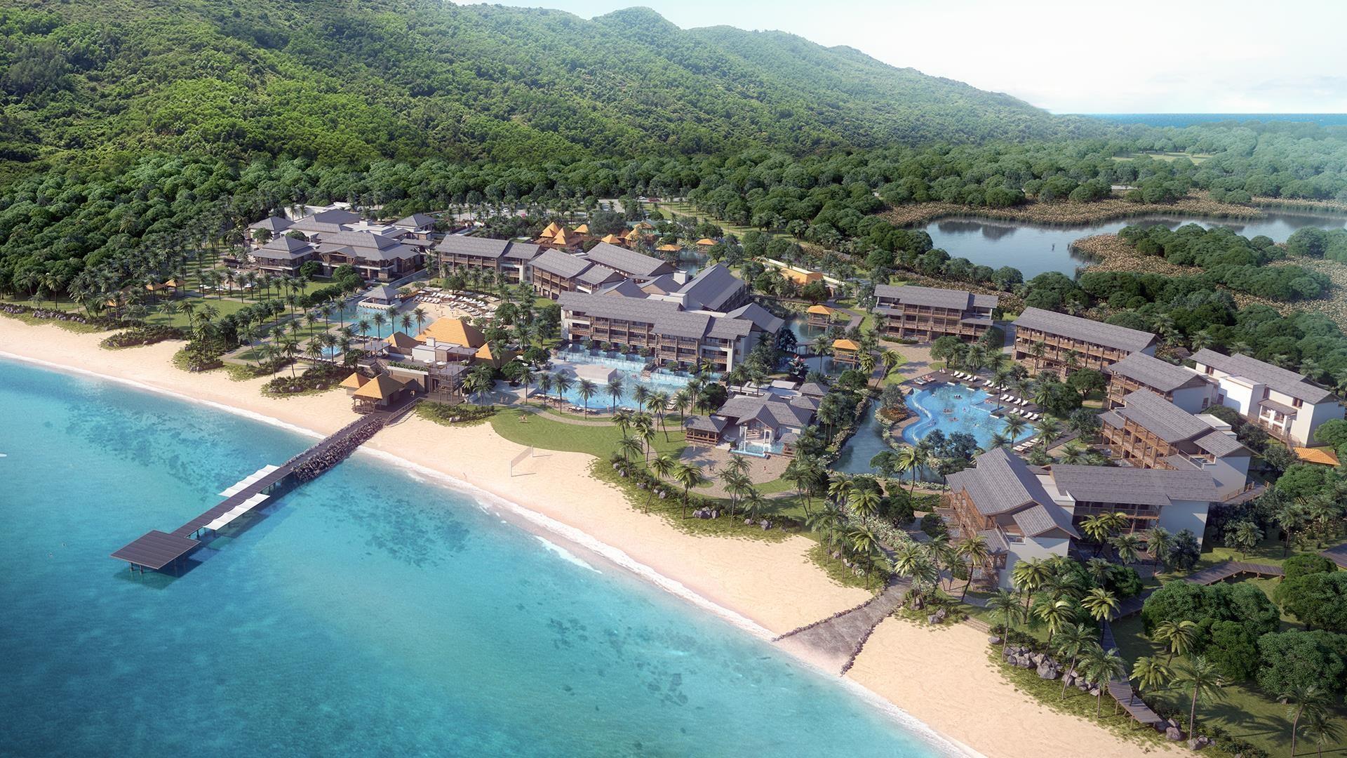 Luxury Resort Dominica Caribbean