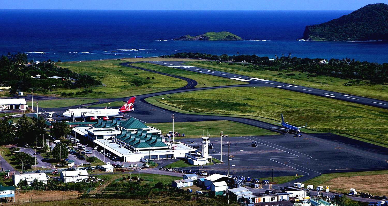 St Lucia International Airport