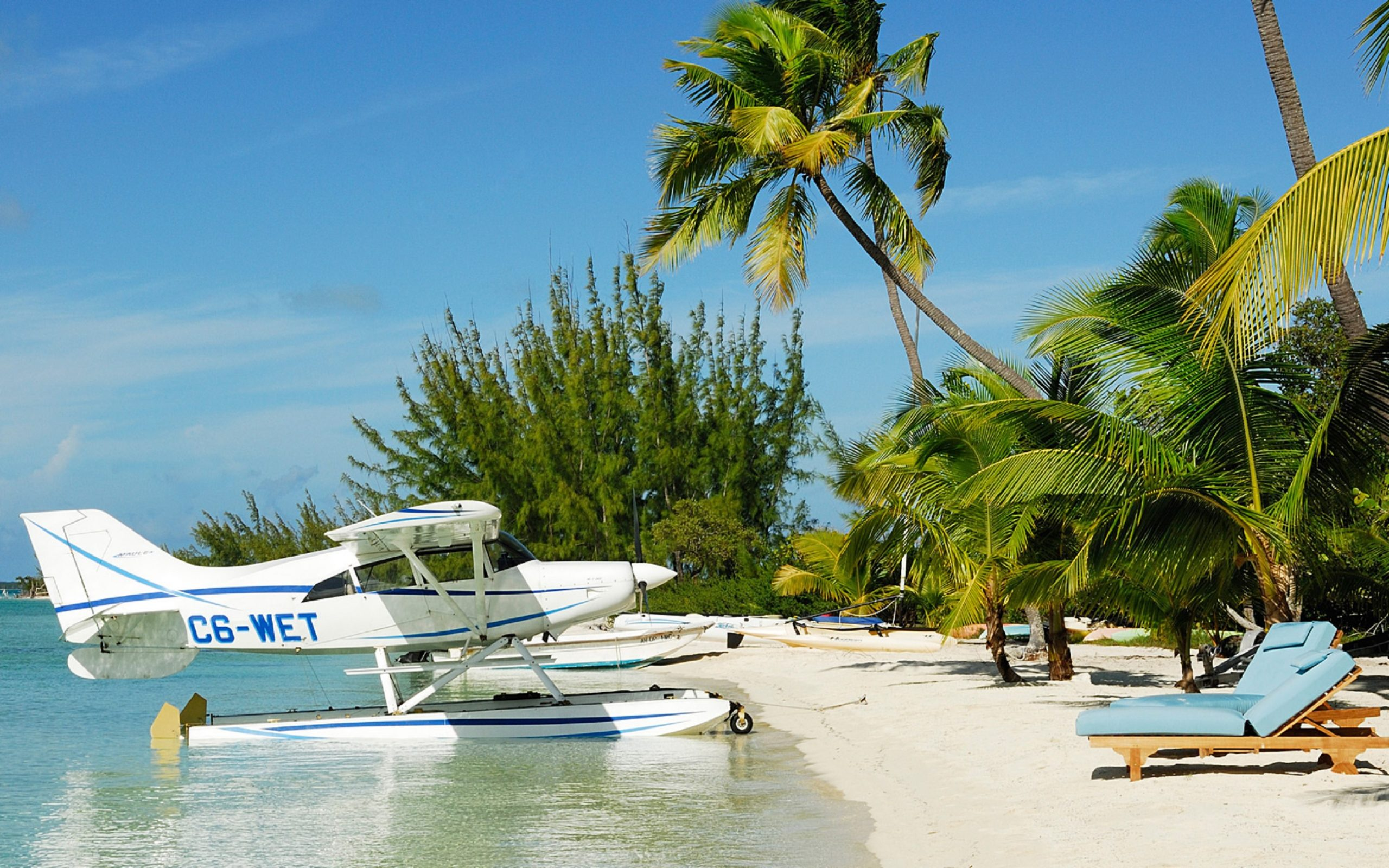 Private Jet Charter to Andros Island