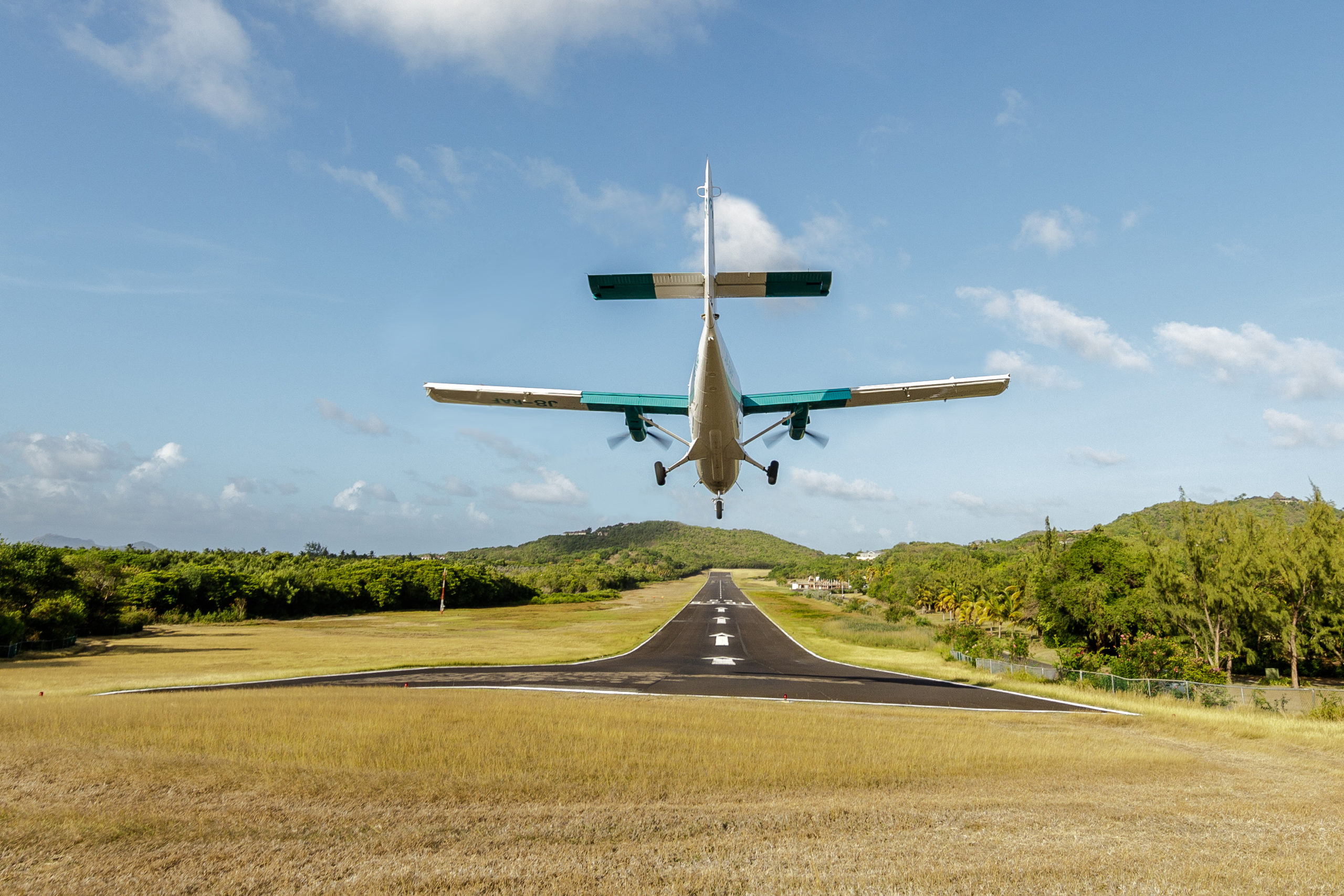 Mustique Aircraft Charter