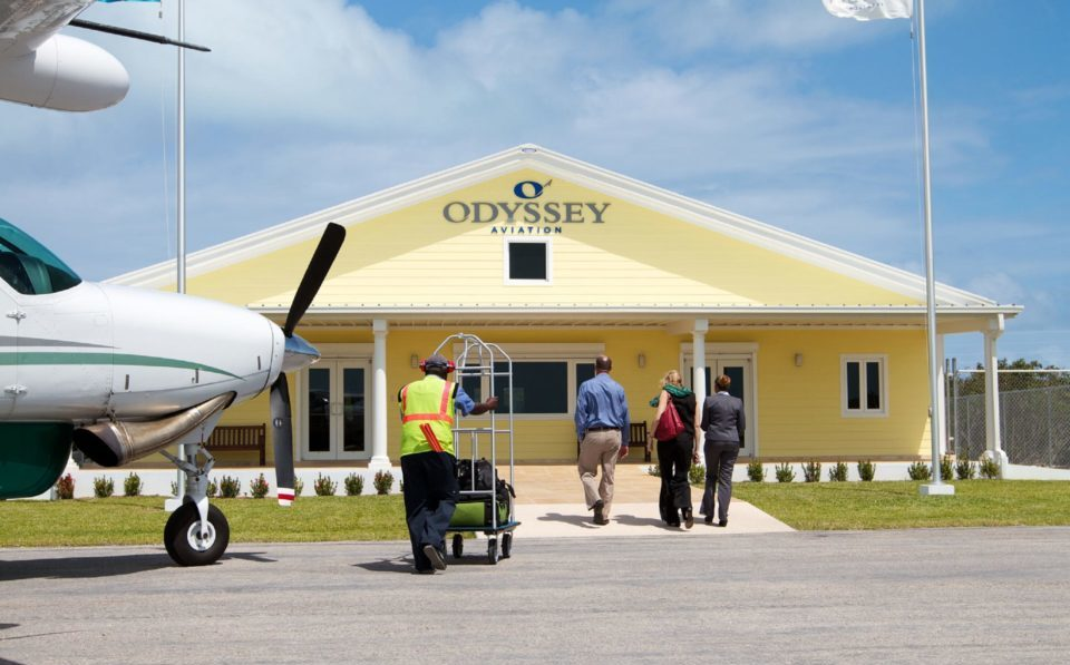 Private Jet Charter to The Exumas