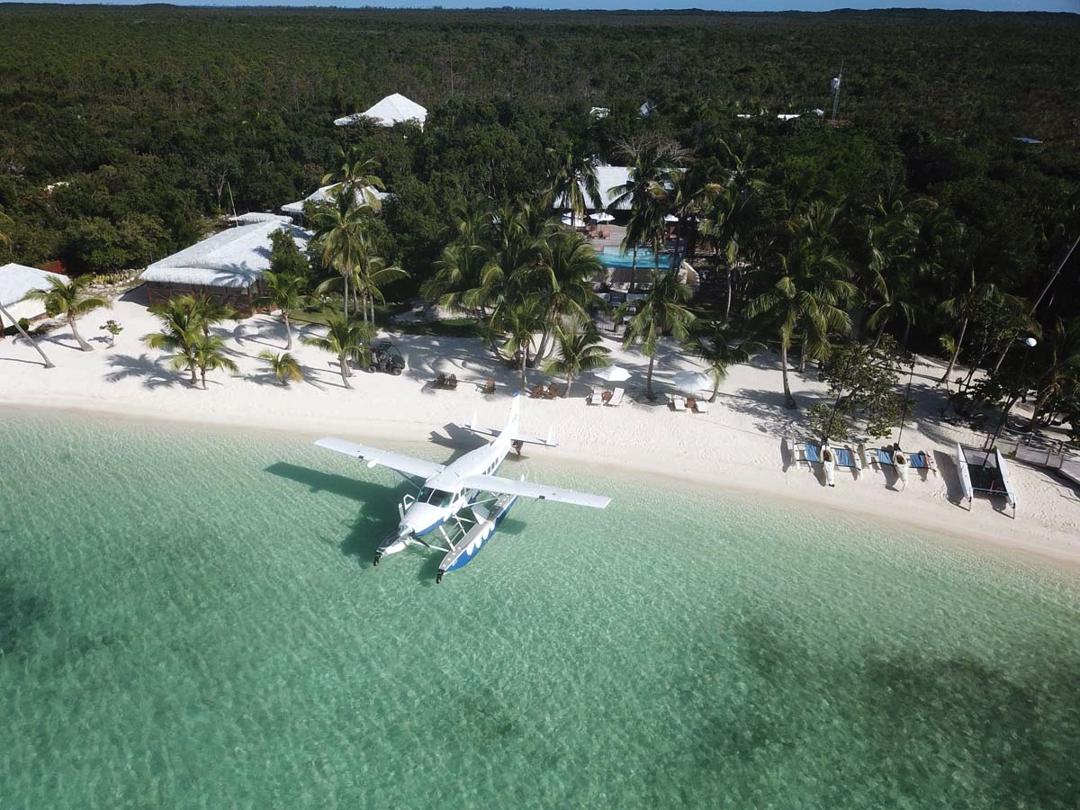 Private Jet Charter to The Bahamas