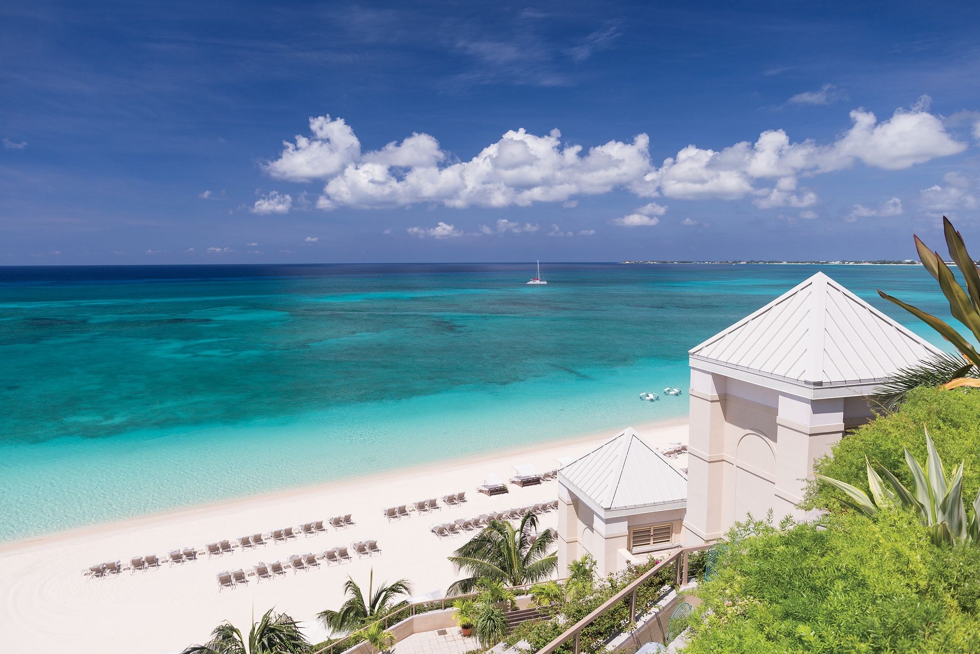 Luxury Caribbean Travel to Cayman