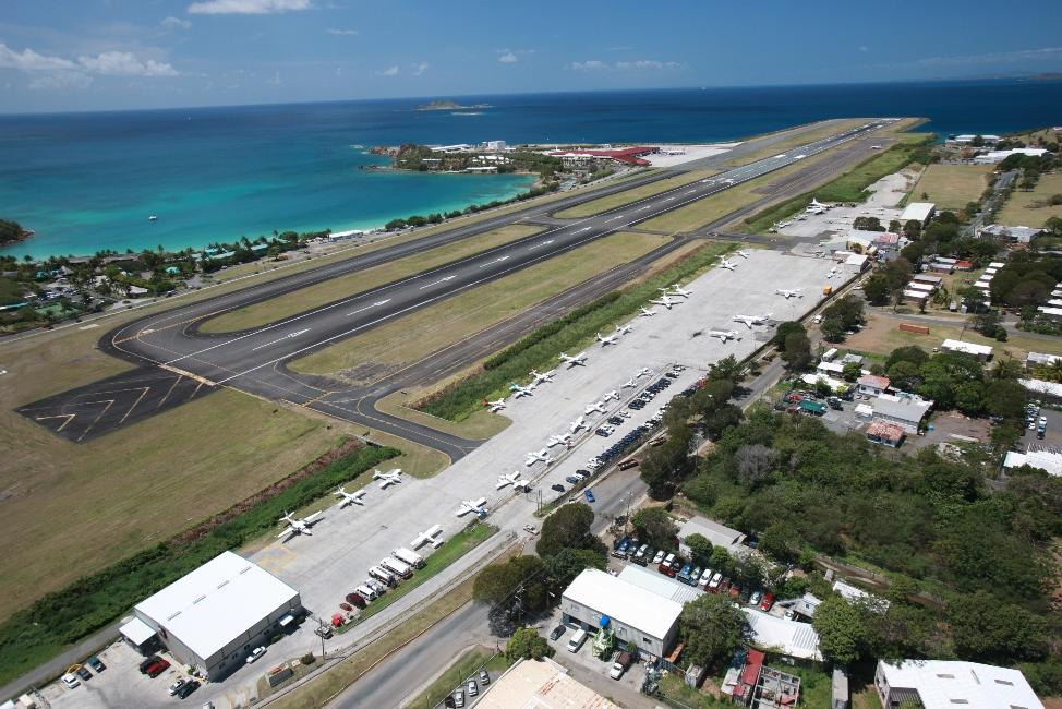 Private Jet to St. Thomas
