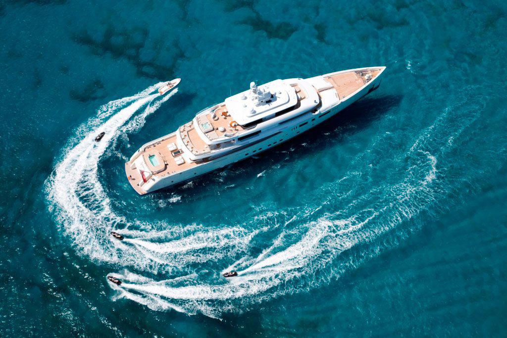 St. Maarten Luxury Yacht