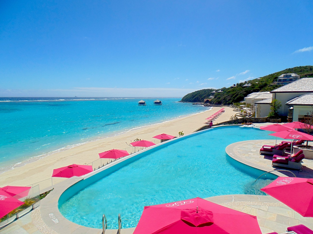 Private Jet Holiday to Canouan Island