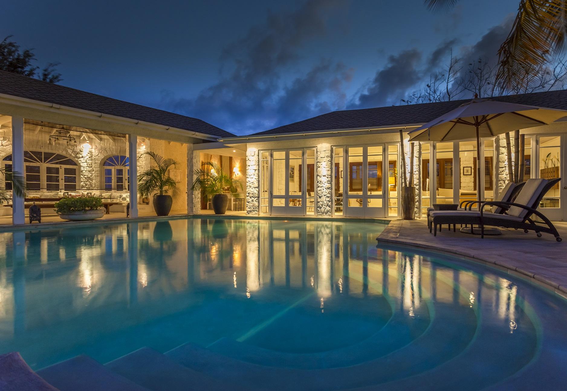 Luxury Residence Cotton House