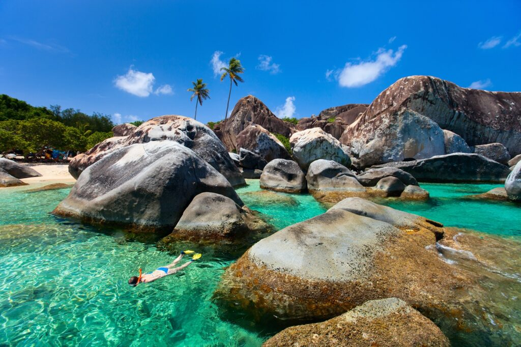 BVI Luxury Travel