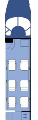 Light Jet Cabin
