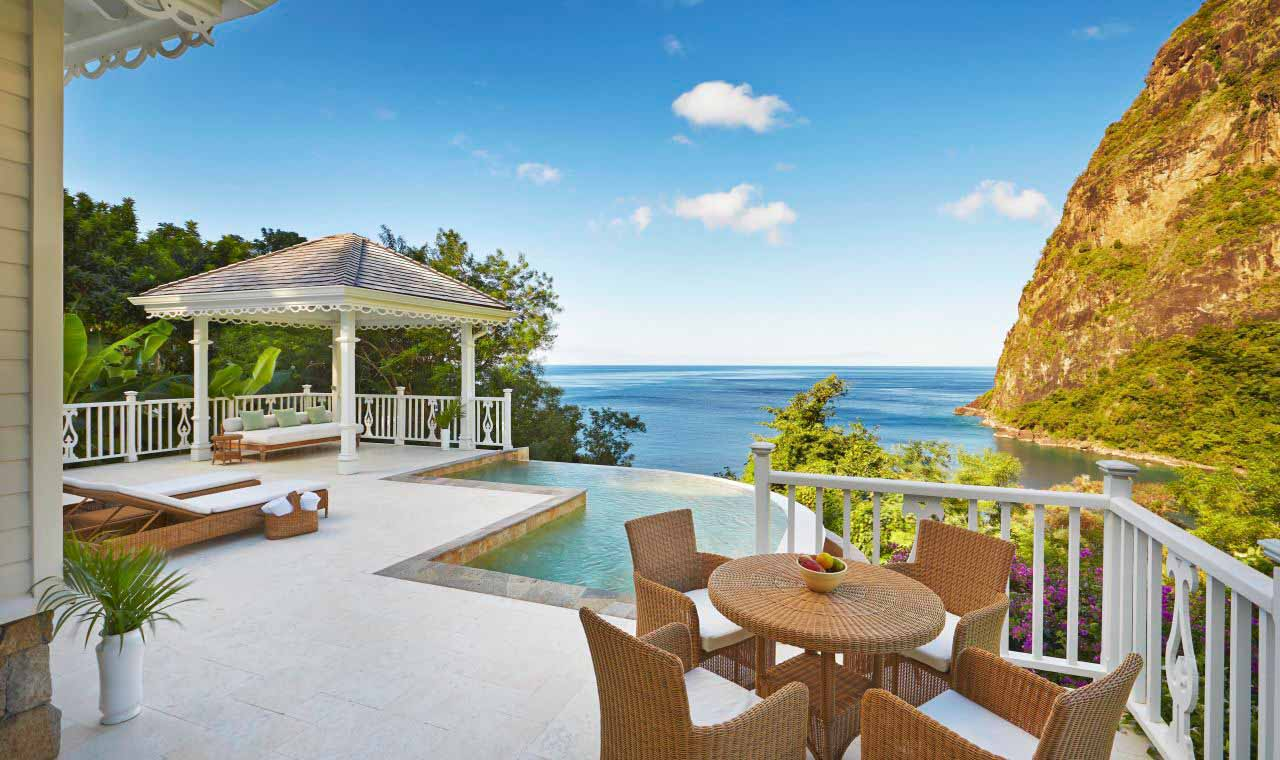 St Lucia VIP Holiday