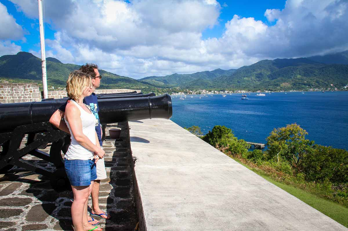 Dominica Private Aircraft Charter
